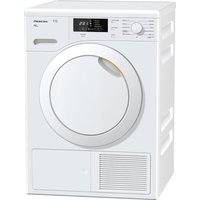 MIELE TKB540 Heat Pump Tumble Dryer - White, White