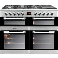 LEISURE Cuisinemaster CS100F520X Dual Fuel Range Cooker - Stainless Steel, Stainless Steel