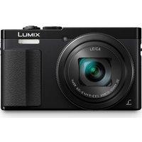 PANASONIC Lumix DMC-TZ70EB-K Superzoom Compact Camera - Black, Black