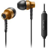 PHILIPS SHE9105 Headphones - Brass