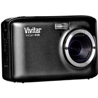 VIVITAR VE128 Compact Camera - Black, Black