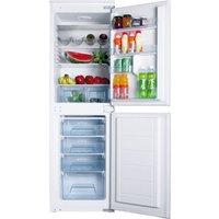 AMICA BK296.3FA Integrated Fridge Freezer - White, White