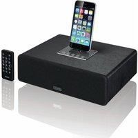 IWANTIT IBTLI17 Bluetooth Wireless Docking Station - Black, Black