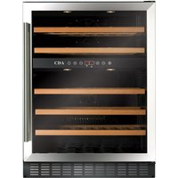 CDA FWC603SS Wine Cooler - Stainless Steel, Stainless Steel