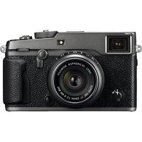 FUJIFILM X-Pro2 Compact System Camera with 23 mm f/2 Standard Prime Lens - Graphite, Graphite