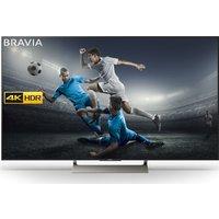 65 SONY BRAVIA KD65XE9005BU Smart 4K Ultra HD HDR LED TV