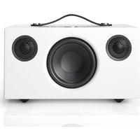 AUDIO PRO Addon C5 Bluetooth Wireless Smart Sound Speaker - White, White