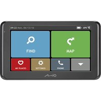 MIO Spirit 8670 LM EU 6.2 Sat Nav - Full Europe Maps