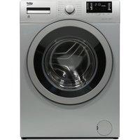 BEKO WX742430S Washing Machine - Silver, Silver