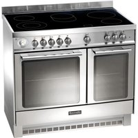 BAUMATIC BCE925SS Electric Ceramic Range Cooker - Stainless Steel, Stainless Steel