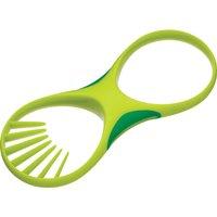 KITCHEN CRAFT Avocado Slicer & Scoop - Green, Green