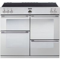 STOVES Sterling 1000Ei Electric Induction Range Cooker - Stainless Steel, Stainless Steel