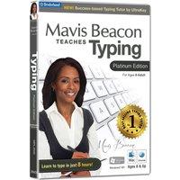 AVANQUEST Mavis Beacon Teaches Typing - Platinum Edition