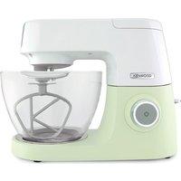 KENWOOD Chef Sense KVC5000G Stand Mixer - Green, Green