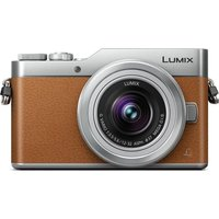 PANASONIC LUMIX DC-GX800KEBT Mirrorless Camera with 12-32 mm f/3.5-5.6 Wide-angle Zoom Lens - Tan, Tan