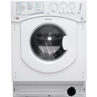 HOTPOINT BHWM1292 Integrated Washing Machine