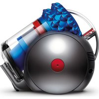 DYSON Cinetic Big Ball Musclehead Bagless Cylinder Vacuum Cleaner - Satin Blue, Blue