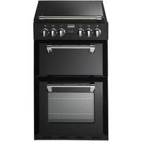 STOVES  Richmond 550DFW Dual Fuel Cooker   Black  Black