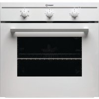 INDESIT FIM21KBWH Electric Oven - White, White