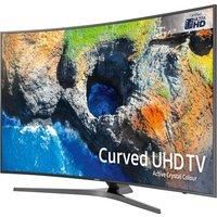 55 SAMSUNG UE55MU6670 Smart 4K Ultra HD HDR Curved LED TV