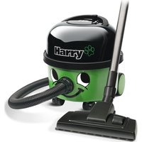 NUMATIC Harry HHR200-A2 Cylinder Vacuum Cleaner - Green, Green