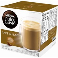 NESCAFE Dolce Gusto Caf au Lait - Pack of 16