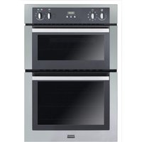 STOVES SEB900MFS Electric Double Oven - Stainless Steel, Stainless Steel