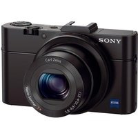 SONY  Cyber-shot DSC-RX100 II High Performance Compact Camera - Black, Black