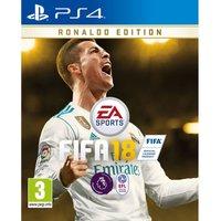 PLAYSTATION 4 FIFA 18 Ronaldo Edition