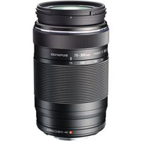 OLYMPUS M.ZUIKO DIGITAL ED 75-300 mm f/4.8-6.7 II Telephoto Zoom Lens
