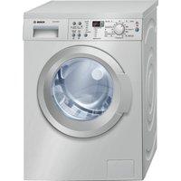 BOSCH WAQ2836SGB Washing Machine - Silver, Silver