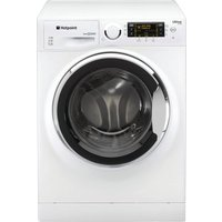 HOTPOINT Ultima S-line RPD10657JX Washing Machine - White, White