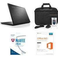 LENOVO IdeaPad 110 15.6 Laptop, Software & Accessories Bundle