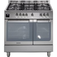 HOOVER HGD9395IX Dual Fuel Range Cooker - Stainless Steel, Stainless Steel