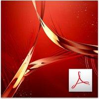 ADOBE Acrobat Professional Xi for Mac