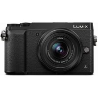 PANASONIC DMC-GX80KEBK Compact System Camera with 12-32 mm f/3.5-5.6 Wide-angle Zoom Lens, Black