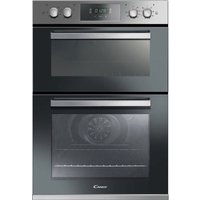 CANDY FC9D815X Electric Double Oven - Stainless Steel, Stainless Steel