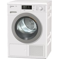 MIELE TKB640 WP Heat Pump Condenser Tumble Dryer - White, White
