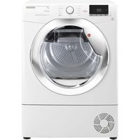 HOOVER Dynamic Next DX H9A2DCE NFC 9 kg Heat Pump Tumble Dryer - White, White