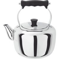 STELLAR SV66 Stove Top Kettle - Stainless Steel, Stainless Steel