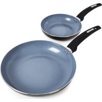 TOWER T80300 2-piece Non-stick Frying Pan Set - Graphite, Graphite