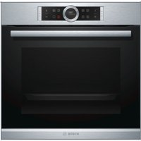 BOSCH HBG674BS1B Electric Oven - Stainless Steel, Stainless Steel