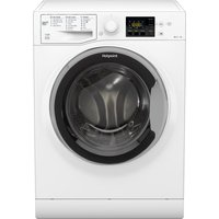 HOTPOINT  RG864S Washer Dryer - White, White