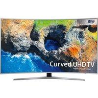 49 SAMSUNG 49MU6500 Smart 4K Ultra HD HDR Curved LED TV