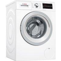 BOSCH Serie 6 WAT28421GB 8 kg 1400 Spin Washing Machine - White, White