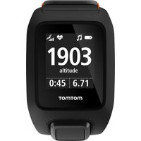 TOMTOM Adventurer Outdoor GPS Watch - Black, Universal, Black