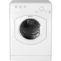 HOTPOINT Aquarius TVM570P Vented Tumble Dryer - White, White