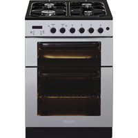 BAUMATIC BCG625SS Gas Cooker - Stainless Steel, Stainless Steel
