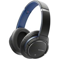 SONY MDR-ZX770BNL Wireless Bluetooth Noise-Cancelling Headphones - Blue, Blue