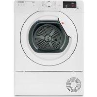 HOOVER Link HL C8DCG NFC 8 kg Condenser Tumble Dryer - White, White